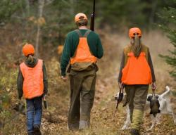 Great Lakes grouse hunters
