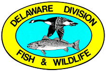 Delaware Division of Fish and Wildlife Logo