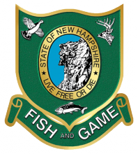New Hampshire Fish and Game Department Logo