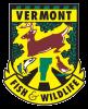 Vermont Fish & Wildlife Department Logo